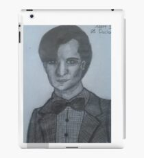 Matt Smith,The 11th Doctor iPad Case/Skin