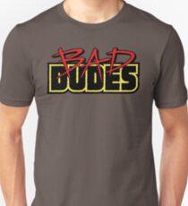Bad Dudes (Logo) Unisex T-Shirt
