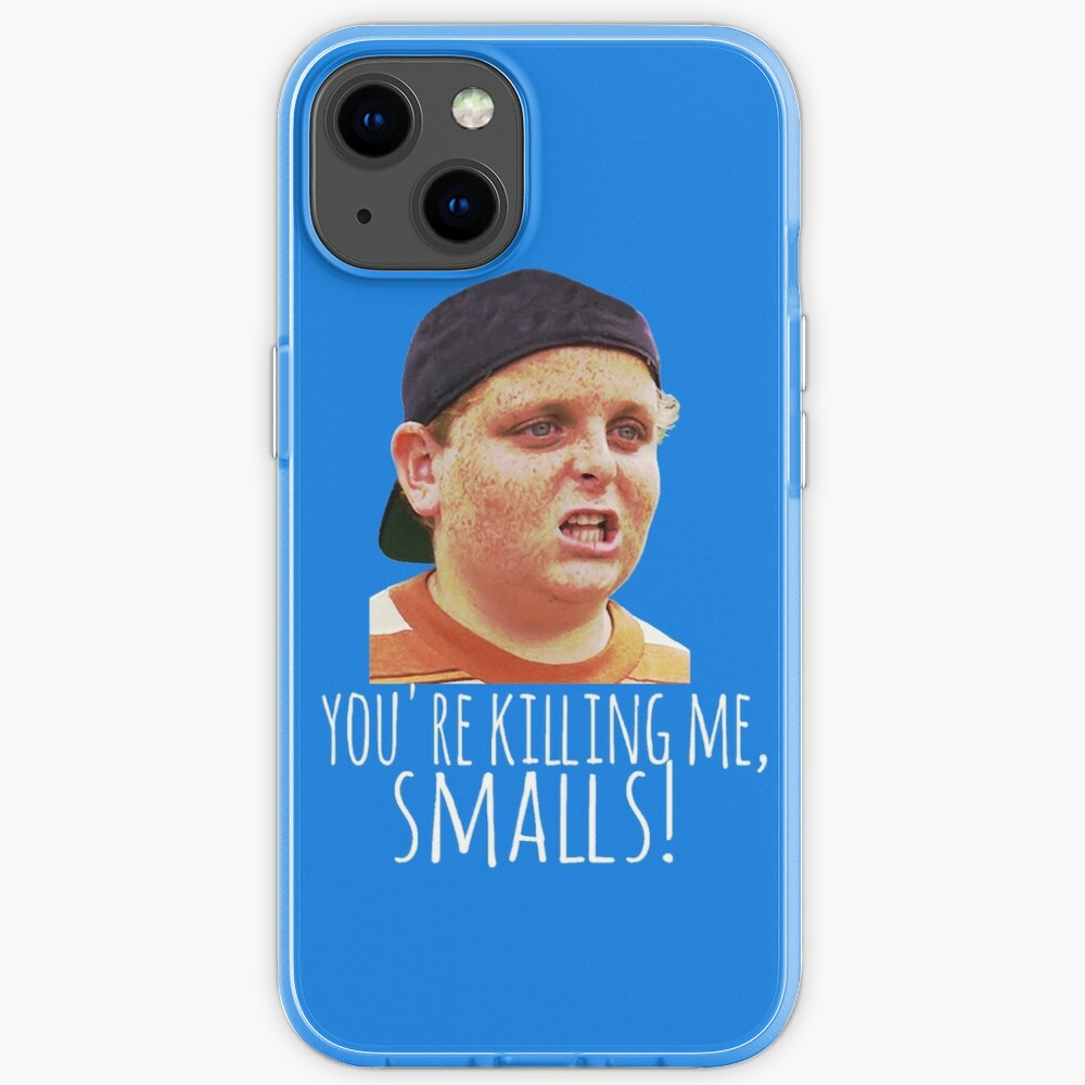 Killing Me Smalls iPhone Case
