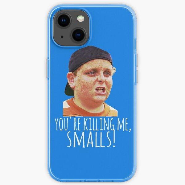 Killing Me Smalls iPhone Soft Case