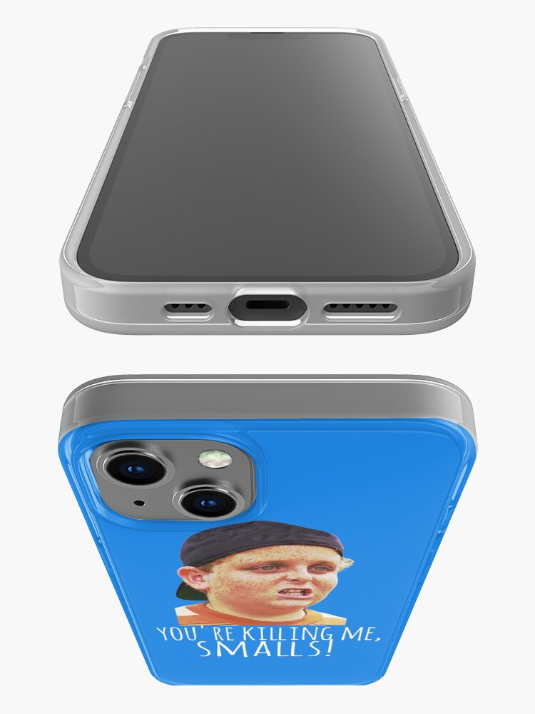 Alternate view of Killing Me Smalls iPhone Case