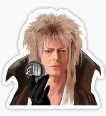 """Goblin King"" Sticker"