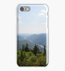 Parc National de la Jacques-Cartier - Les Loups iPhone Case/Skin