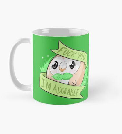 Rowlet the Adorable Mug