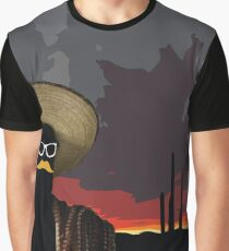 Bandito Sunset Graphic T-Shirt