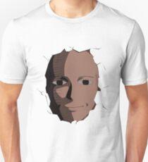 Saitama Face Expression (One Punch Man Anime) T-Shirt