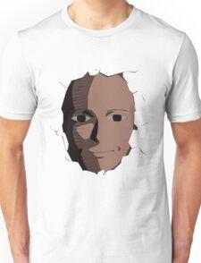 Saitama Face Expression (One Punch Man Anime) Unisex T-Shirt