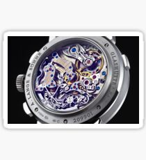 A. Lange and Sohne Watch Movement  Sticker