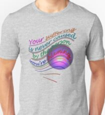 It's NOT their fault~ Unisex T-Shirt