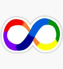 Neurodiversity Symbol Sticker