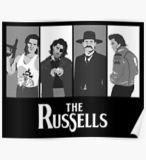 The Russells Poster