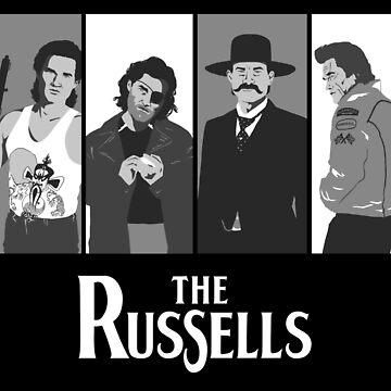 The Russells by guiltycubicle