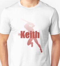 Voltron LD Keith Silhouette  Unisex T-Shirt