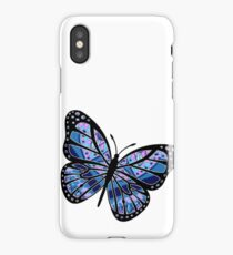 Cute Patterned, Flying Butterflies Pack of 5 iPhone Case/Skin