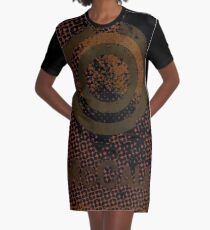 Teen Wolf Graphic T-Shirt Dress
