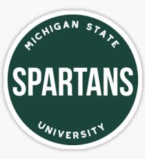 Michigan State University - Style 20 Sticker