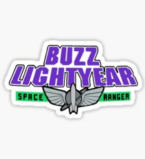 Space Ranger Sticker