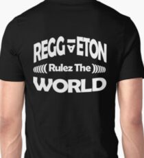 Reggaeton Rulez The World 2 T-Shirt