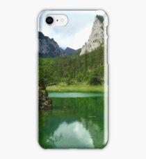 Green Lake 3 in Austria iPhone Case/Skin