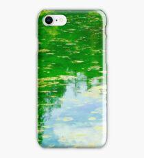 Lake with Algae iPhone Case/Skin