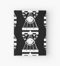 light psychic attack Hardcover Journal