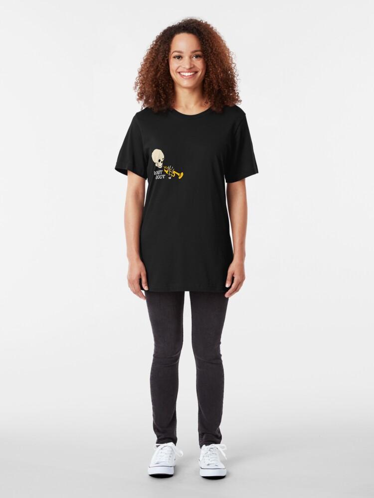 Alternative Ansicht von DOOT DOOT Slim Fit T-Shirt