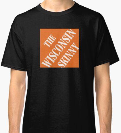 Wisconsin Skinny Fixin' Stuff Classic T-Shirt
