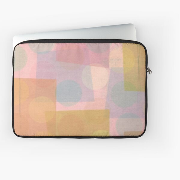 Dots and Squares Laptop Sleeve