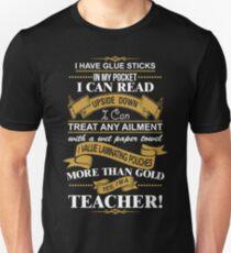 Yes Iam A Teacher T-Shirt
