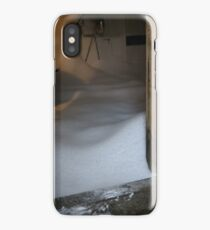 The Back Stoop...covering the bottom step!!! (please read note) iPhone Case/Skin
