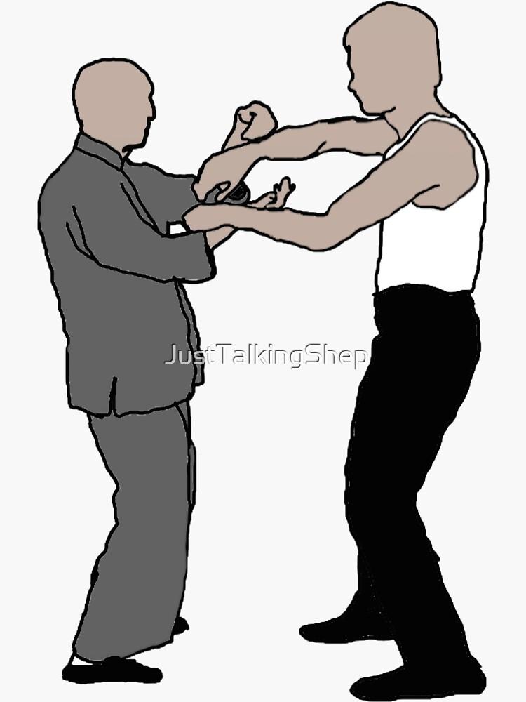 Wing Chun Legends II by JustTalkingShep