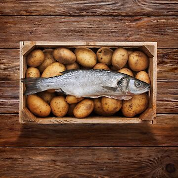 Raw Fish & Chips by Kilbracken
