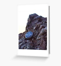 corona bottle cap Greeting Card