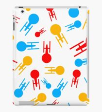Star Trek - Enterprise Pattern iPad Case/Skin