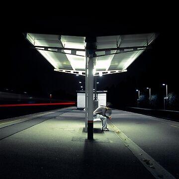 London Train Station by Kilbracken