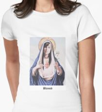 The Virgin Sasha Grey - White only Womens Fitted T-Shirt