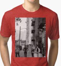 bigbang made 1 Tri-blend T-Shirt