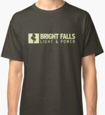 Bright Falls Light & Power Classic T-Shirt