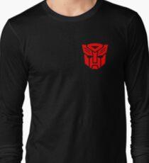 transformers Long Sleeve T-Shirt