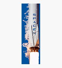 SpaceX Falcon 9 Launch Photographic Print