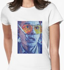 Fear and Loathing Women's Fitted T-Shirt