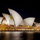 Sydney Opera House by Mark Hamilton