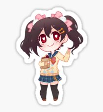 Nico Yazawa Constellation Set Sticker