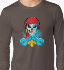 Dueling Fiddles; Skulling Series T-Shirt