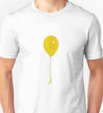 Yellow Balloon, Graphic Design T-Shirt
