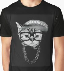 Spike Lee Cat Graphic T-Shirt