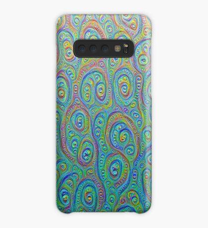 Underwater flowers #DeepDream #Art Case/Skin for Samsung Galaxy