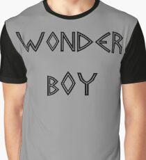Wonderboy  Graphic T-Shirt