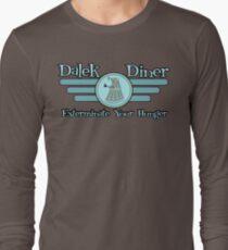 Dalek Diner 2 Long Sleeve T-Shirt