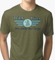 Dalek Diner 2 Tri-blend T-Shirt
